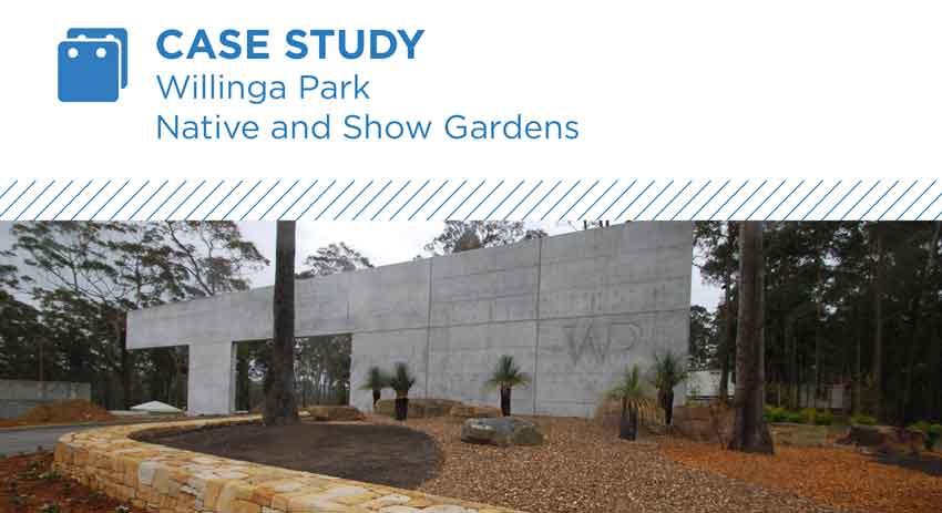 Case Study – Willinga Park Native and Show Gardens