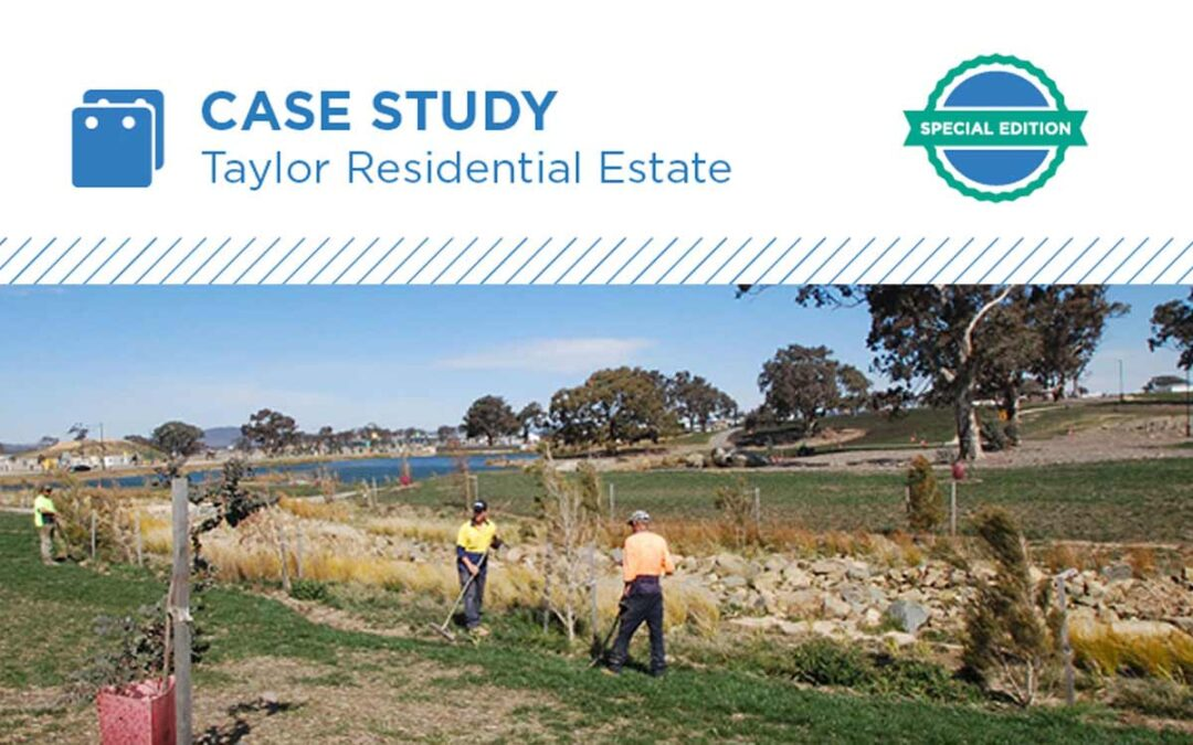 Case Study – Taylor Residential Estate