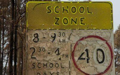 Soilco Helps Mogo Public School