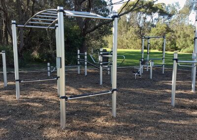 Soft Fall for Playgrounds